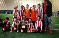 Olympiacos Chicago U9 Teams Top Patriot Games Tournament