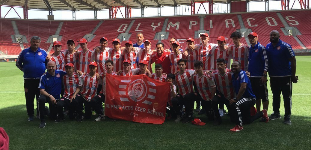 Inspiring Stories - Olympiacos Soccer Club Chicago