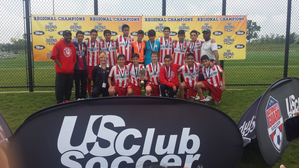 U14 Champions