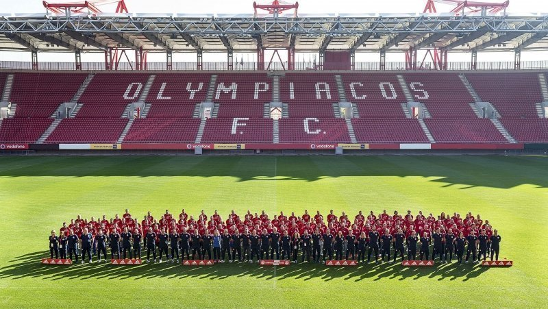 Olympiacos Chicago Attends Prestigious Soccer School Networks Coaching Seminar