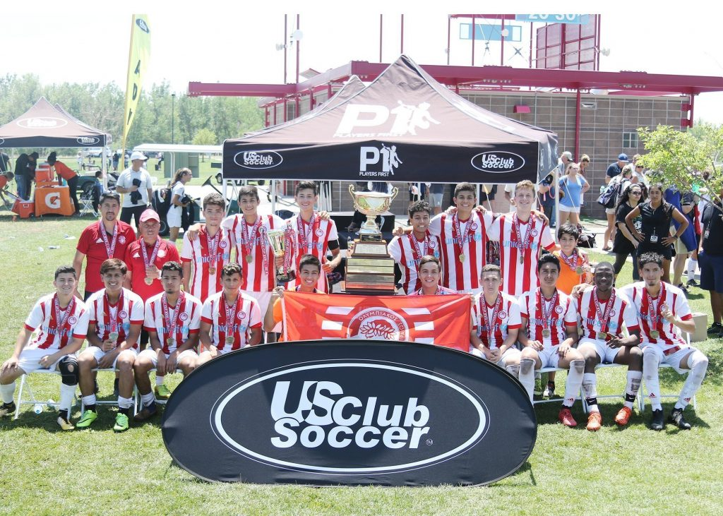 Olympiacos Chicago U19 Captures US National Cup Title