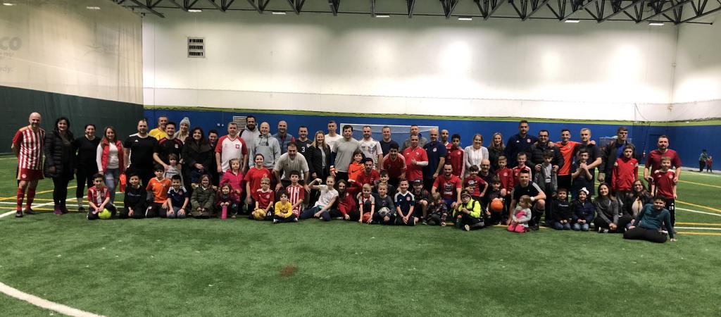 Parents & Coaches Showcase Skills