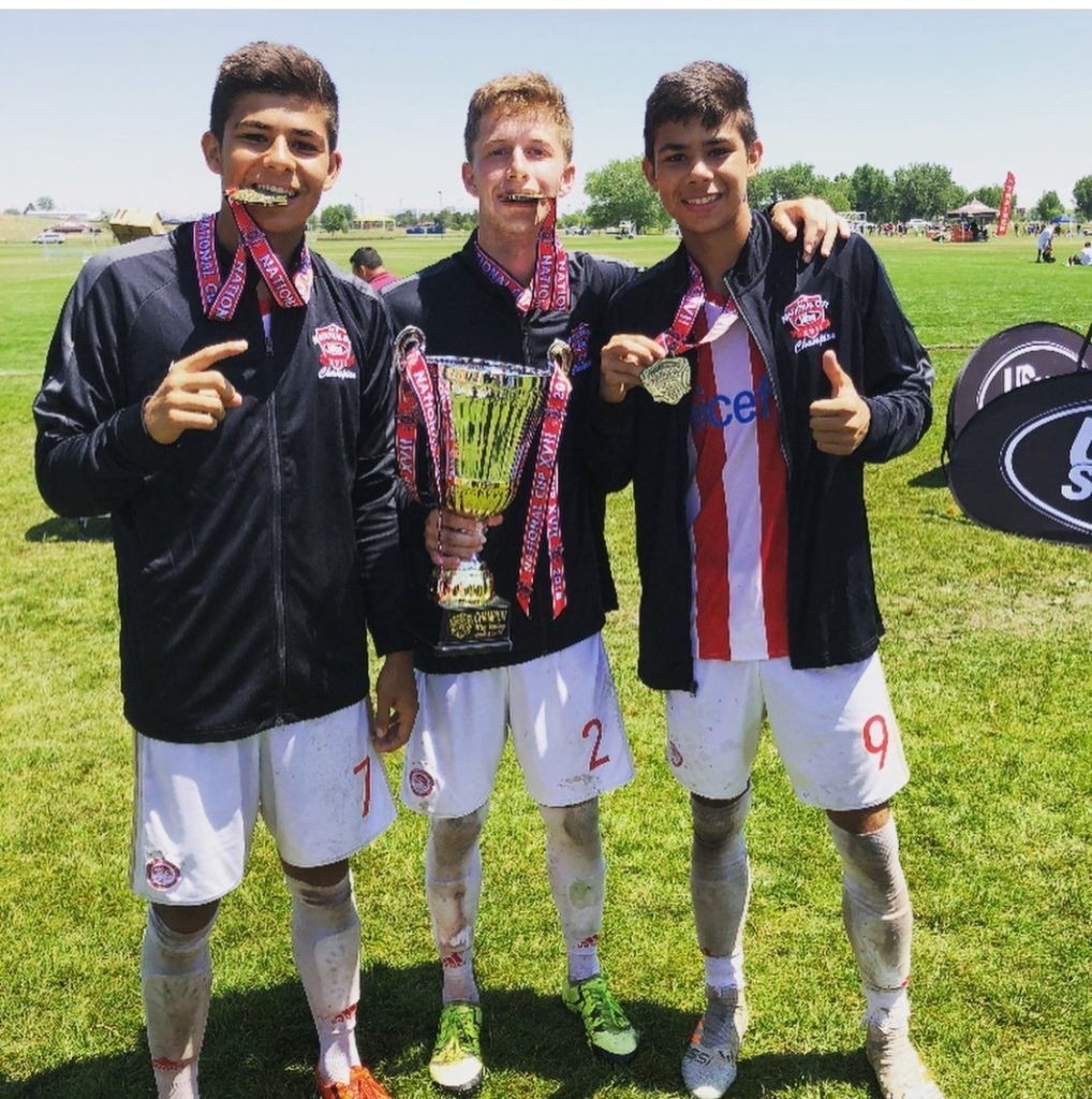 Olympiacos Chicago Alumni Joins USL League